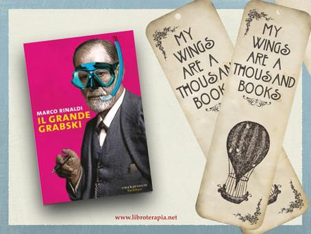 """Segna-Libri: """"Il grande Grabski"""""""