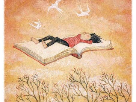 I have a dream (Sogno di una bibliotecaria scolastica)