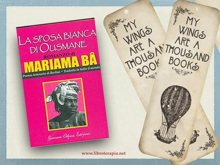 "Segna-libri: ""La sposa bianca di Ousmane"""