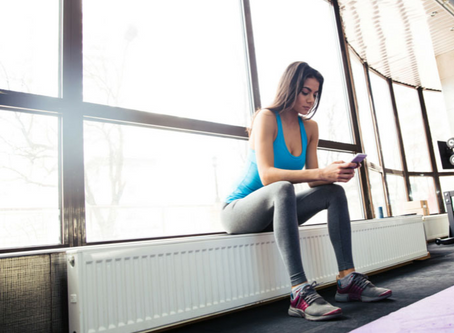 What is online fitness coaching?