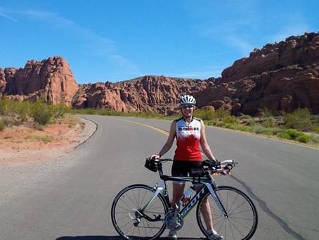 Natalie Burge; Taking a step back to get ahead