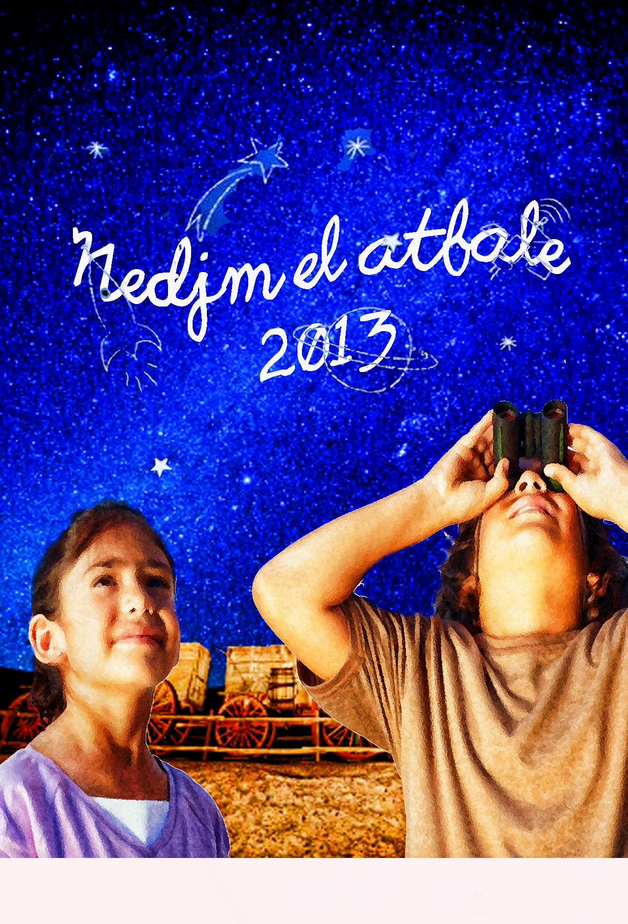 Affiche_Nedjm el atfale 2013