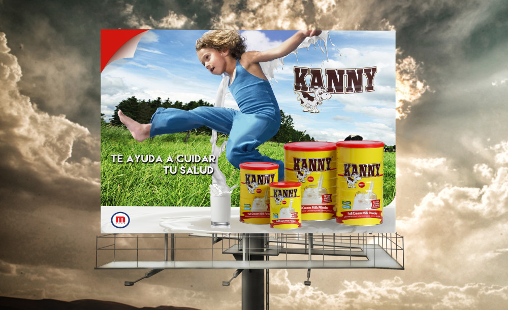 Campagne publicitaire Kanny