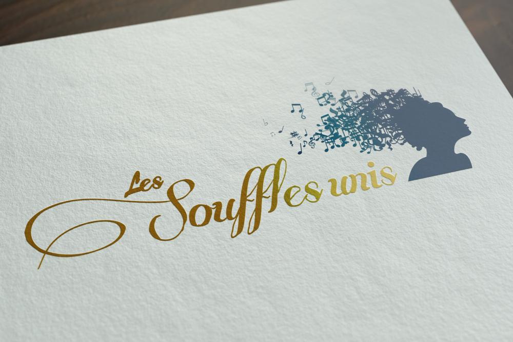 Logo les Souffles unis