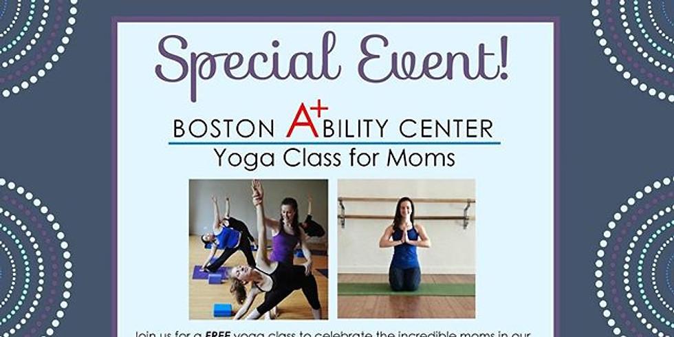 Parent Summer Yoga Group