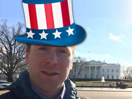 Washington DC: Day 2!