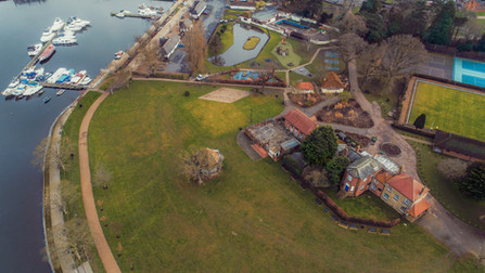 Wayne Attew Films aerial drone operator Norfolk Suffolk Essex London UK