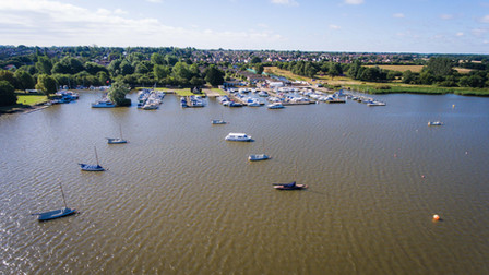 Aerial drone operator suffolk essex london