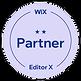 Wix Partner Editor