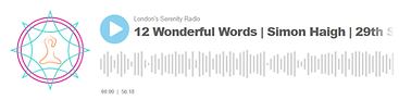 serenity radio