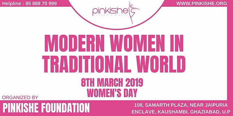 Modern Women in Traditional World