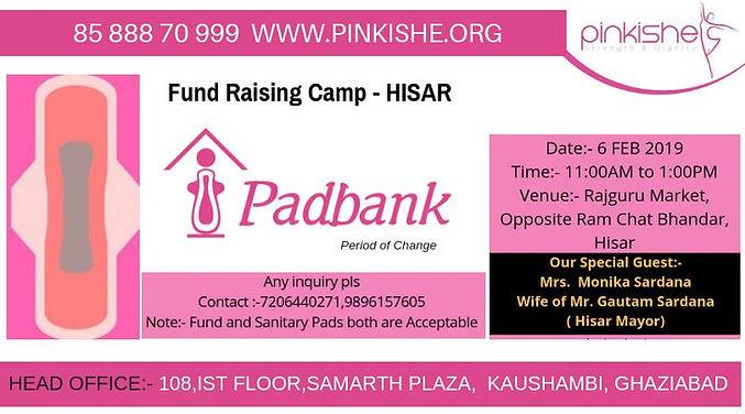 Fund Raising Camp