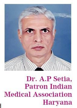 Dr. A.p. Setia