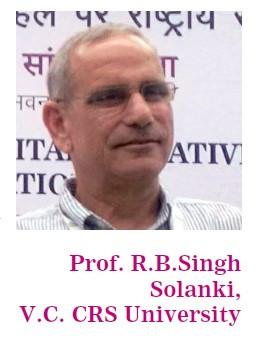Prof. R.B. Singh