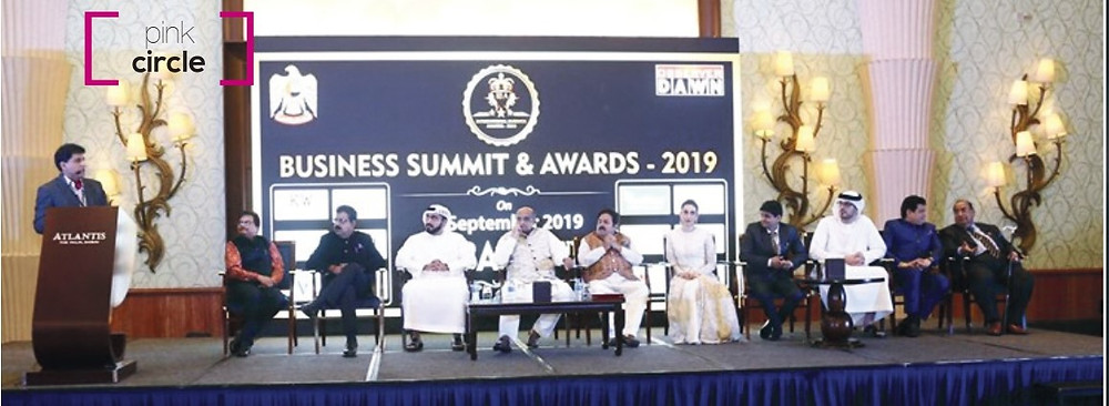 BUSINESS SUMMIT & AWARDS - 2019