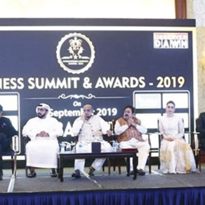 A NEW DAWN - BUSINESS SUMMIT & AWARDS - 2019
