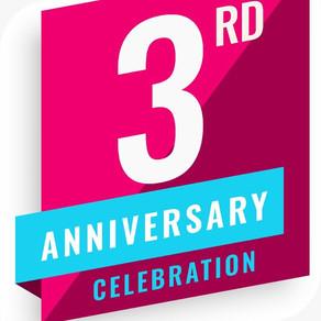 Pinkishe Foundation 3rd Anniversary