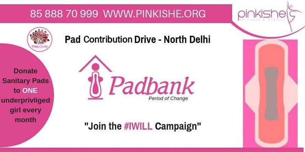Menstrual Hygiene Awareness & Pad Donation