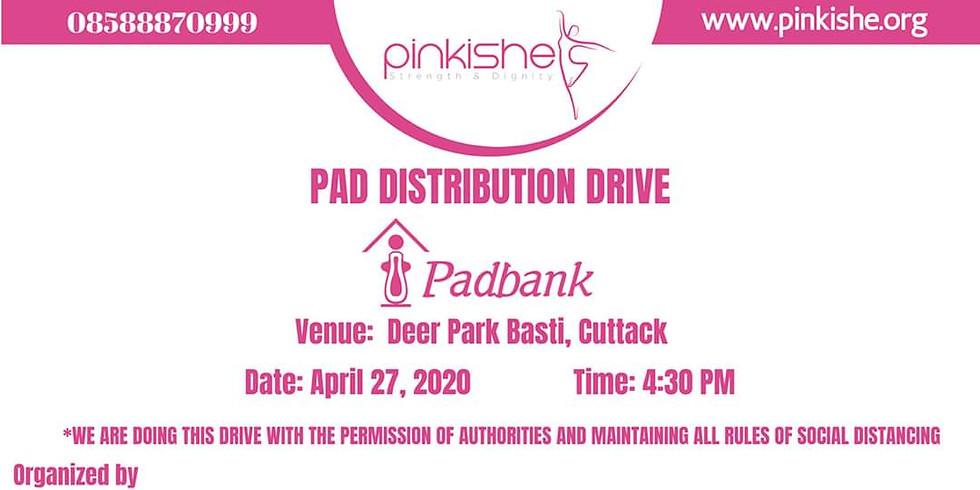 Pad Distribution Drive