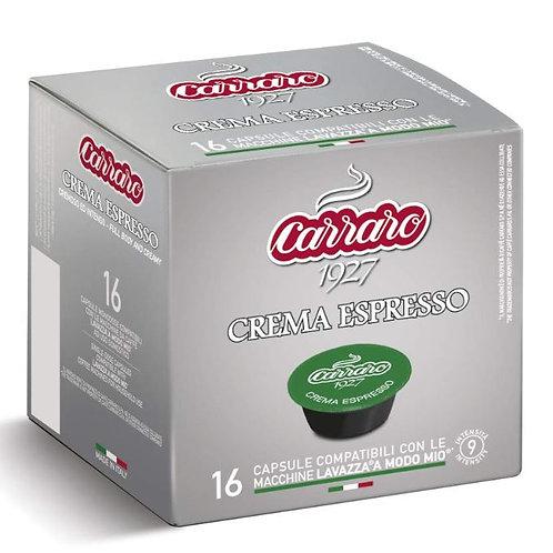 Crema espresso - Lavazza A Modo Mio kapsule, 16ks