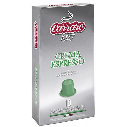 Crema espresso - nespresso kapsula, 10ks
