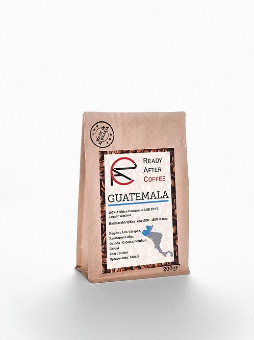 Guatemala El Jaguar, 200g / 500g / 1kg