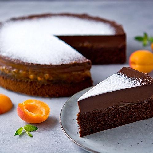 Truffle Cake, polovica torty (6 ks, 660 g)