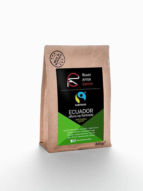 Ecuador Altura- organická káva, 200g / 500g / 1kg