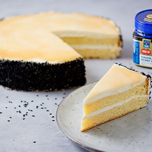 Manuka Honey Cake, polovica torty (6 ks, 540 g)