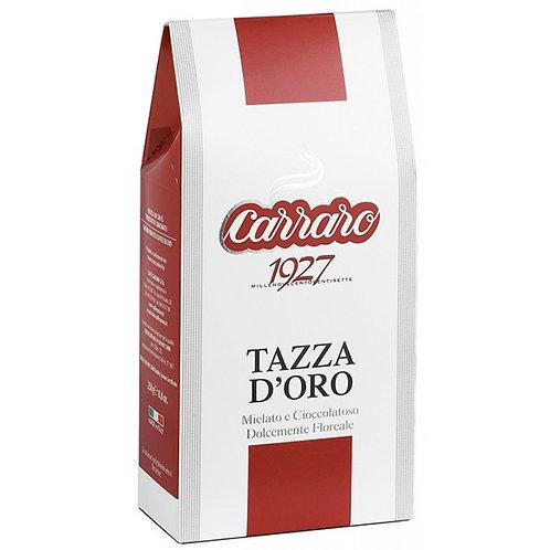 Carraro Tazza D´Oro, 250g mletá / 1kg zrnková