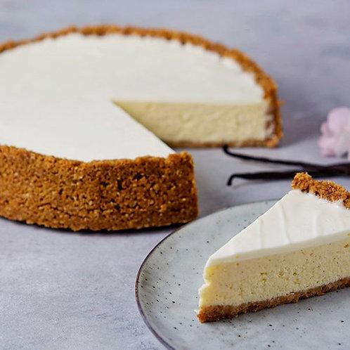 New York Cheesecake, polovica torty (6 ks, 660 g)