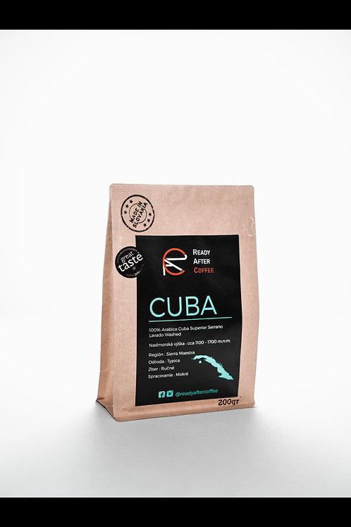 Cuba Serrano Lavado, 200g / 500g / 1kg
