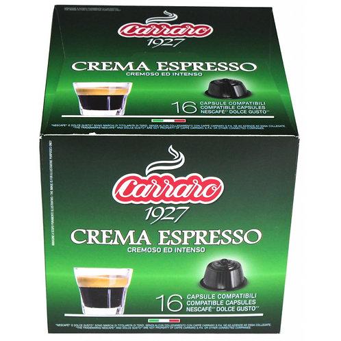 Crema espresso - Dolce Gusto kapsula, 16ks