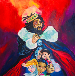 Study Of J. Cole Album Cover