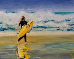 Surfer Study