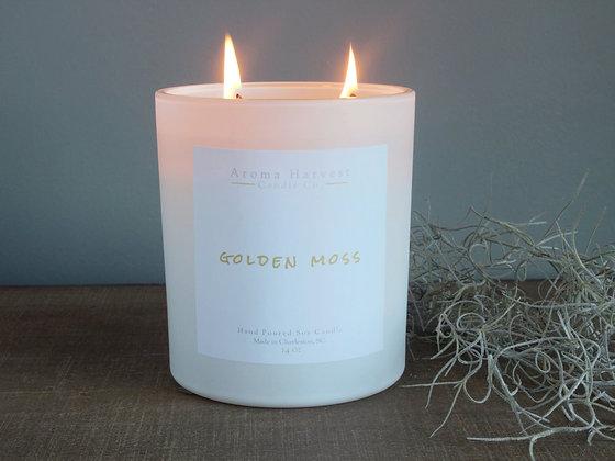 Golden Moss- 14 oz