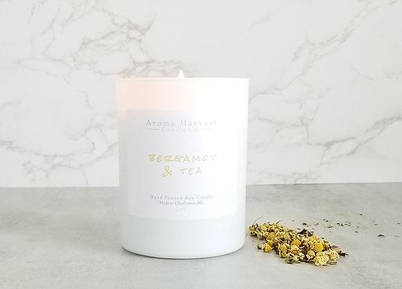 Bergamot & Tea- 9 oz