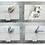 Thumbnail: Candle Tins & Xerographica Air Plant Gift Set