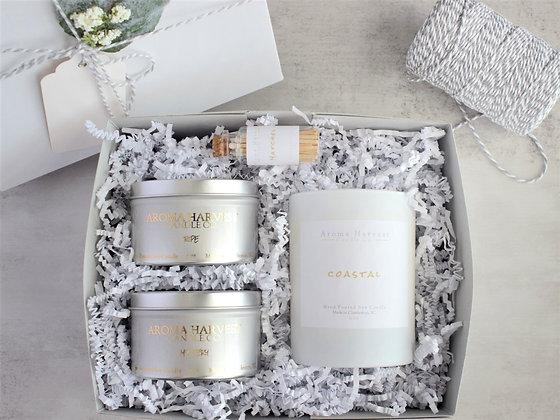 Candle Gift Box Set