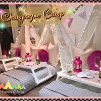 Champagne Camp - 2
