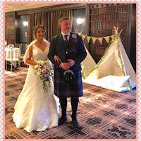 Wedding - Cornhill Castle - 1