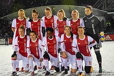 Ajax vrouwen - Twente vrouwen
