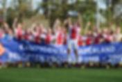 Ajax beloften vrouwen kampioen 2018-2019