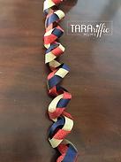 homecoming mum curly q braid #tararifficmums #hoco #homecomingmum