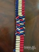 homecoming mum Box Spiral Braid #tararifficmums #hoco #homecomingmum