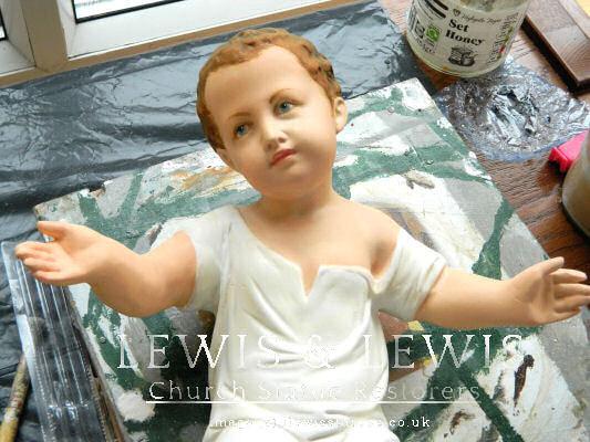 Broken-crib-bambino-restored-like new
