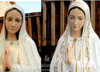 School Jubilee- Restoring Our Lady of Fatima