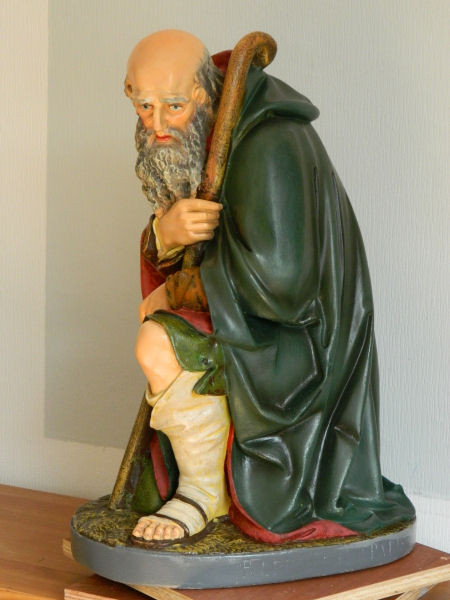 Maison Rafl nativity shepherd