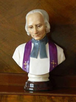 st. John-vianney-13inch-bust-Lewis&Lewis-150.jpg