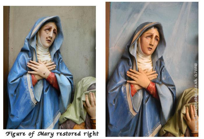 crucifixion-station-restored-lewis+Lewis+restoration-catholic